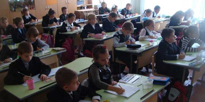 Проект: профілактика сколіозу в школі №11 м.Вінниці